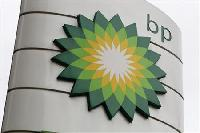 BP Q1 profits fall as oil spill still weighs