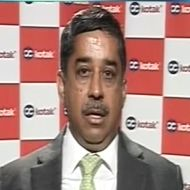 C Jayaram, Joint MD, Kotak Mahindra Bank