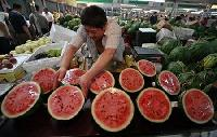 China economy weak in May, inflation at 2-yr low