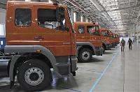 Govt cuts excise duty on commercial vehicles chassis