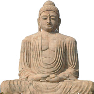Ancient Buddha idol, monastery unearthed in Jajpur