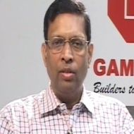 Girish Bhat, CFO, Gammon India