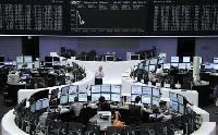 Spanish deal lifts world shares, euro steady