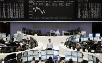 Global shares gain on reports of action over EU crisis