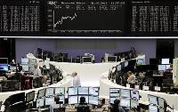 Global shares, euro higher after Bernanke speech