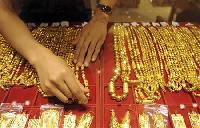 MCX GOLDGUINEA July contract trades higher