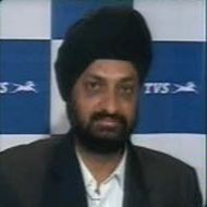 HS Goindi, President-Marketing, TVS Motor
