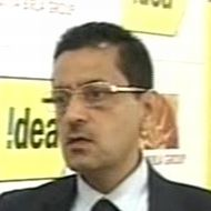Himanshu Kapania , MD, Idea Cellular