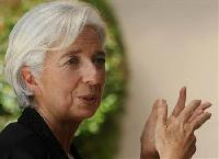 IMF'S Lagarde says Greek deal should be 'rooted in reality'