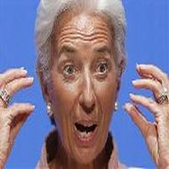 IMF's Lagarde voices concern over global economy