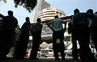 Sensex falters; auto stocks fall