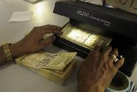 Rupee falls, tracking lower share, euro