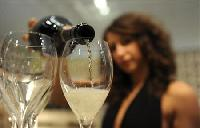 Sparkling wines, easier on budget than champagne