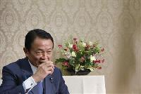 Japan finmin Aso to visit Myanmar, meet Prez Thein Sein