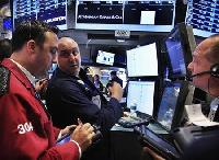Earnings lift US stocks, commodities broadly higher