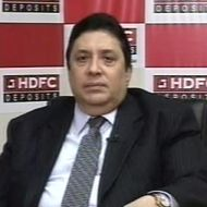Keki M Mistry, Vice Chairman and CEO, HDFC