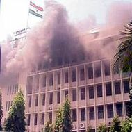 Mantralaya fire doused; cooling operation to continue