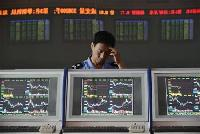 Asian shares down on EU deadlock, awaiting U.S. reaction