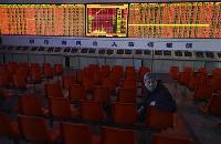 Asian shares steady after mfg picks up in China