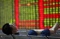 World markets regain ground but still edgy over Greece