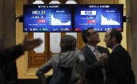 Global stocks, dollar rise after US data
