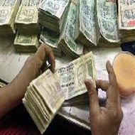 Rupee gains as stocks rally; awaits RBI decision