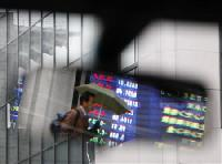 Nikkei rises to one-month closing high on Greek vote