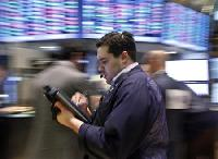 Wall St stocks set to drop as earnings, Spain spark worry