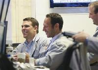 Wall St bounces, takes cue from Spanish yields