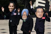 Singh, Obama discuss euro crisis risks ahead of G20 summit