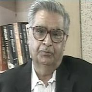 B D Narang, Former Chairman of Oriental Bank of Commerce 