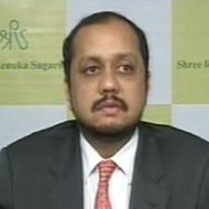 Narendra Murkumbi, MD, Shree Renuka Sugars
