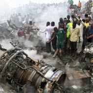Engines failed before Nigerian plane crash