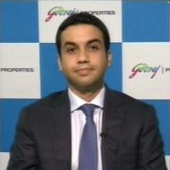 Pirojsha Godrej, MD&CEO, Godrej Properties