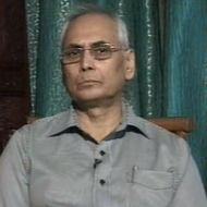RS Pandey, Former Oil Secretary , GoI