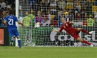 Italy beats England on penalties at Euro 2012