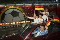Euro 2012: German engines roaring as title moves into view