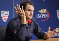 Doubt-free Federer chasing more glory at US Open