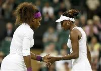 Williams sisters and Wimbledon look like gold