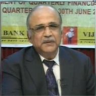 HS Upendra Kamath, CMD, Vijaya Bank