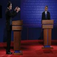 Obama and Romney battle over economy at debate