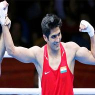 London Olympics 2012 Live: Vijender moves into Olympics quarterfinals