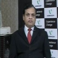 Venugopal Dhoot, CMD , Videocon