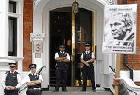 Assange to speak from Ecuador embassy