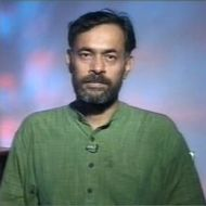 Yogendra Yadav, Political Analyst