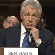 Senate confirms Chuck Hagel as new US Defence Secretary