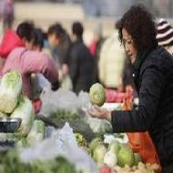 China December inflation accelerates on food prices