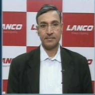 K Raja Gopal, CEO-Power,, Lanco Infratech