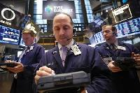 Wall Street pauses after gains, awaits Obama address