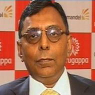 A Vellayan , Chairman, Murugappa Group